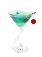 Evergreen cocktail image