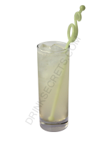Fizz cocktail image