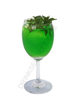 French Greenery cocktail image