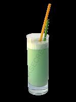 Frozen Grasshopper cocktail image