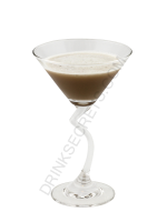 Godiva Chocolate Martini cocktail image