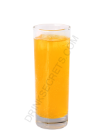 Golden Fizz cocktail image