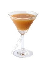 Golden Orchid cocktail image