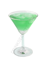 Grasshopper cocktail image