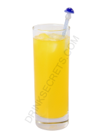 Greek Buck cocktail image