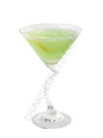 Green Devil cocktail image