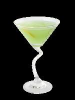Green Devil cocktail image
