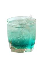 Green League cocktail image