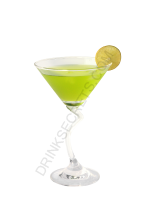 Green Slammer cocktail image