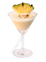 Guavaberry Colada cocktail image