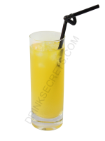 Harvey Wallbanger cocktail image