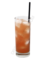 Henrietta cocktail image