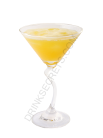 Honey Martini cocktail image