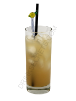 Hula Bob cocktail image
