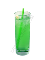 Incredible Hulk cocktail image