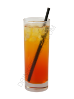 Italian Job cocktail image