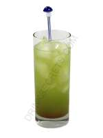 Jamaican Crawler cocktail image