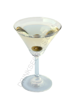 James Bond Martini cocktail image