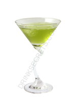 Japanese Slipper cocktail image