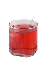 May Blossom Fizz cocktail image