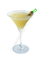 Mexican Martini cocktail image