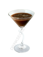 Milky Way Martini cocktail image