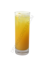 Passion Fruit Cooler cocktail image