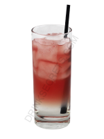 Peachbreeze cocktail image