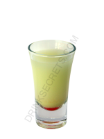 Pineapple Upside Down cocktail image