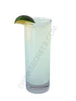 Rum Rickie cocktail image