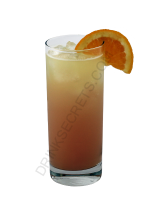 Russian Sunset cocktail image