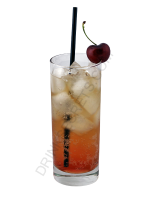 Shirley Temple cocktail image