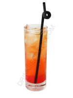 Singapore Sling cocktail image