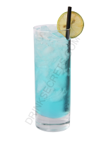 Smurf cocktail image