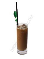 Toasted Almond cocktail image