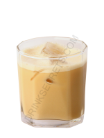 White Italian cocktail image