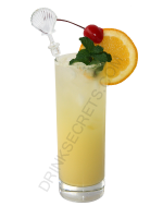 Zombie cocktail image