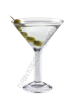 Dry Martini drink recipe