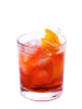 Negroni drink recipe image