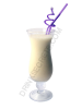 Banana Batida drink recipe image