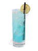 Blue Fix drink recipe