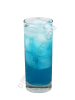 Blue Kamikaze drink recipe