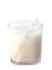 Coconut Batida drink recipe image