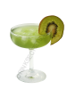 Daiquiri Kiwi drink recipe image