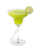 Frozen Margarita drink recipe image