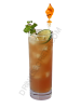 Electric Long Island Iced Tea  drink recipe