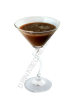 Milky Way Martini drink recipe image