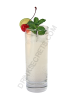 Mint Collins drink recipe image