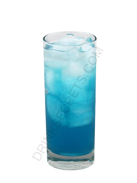 Blue Long Island Drink Name