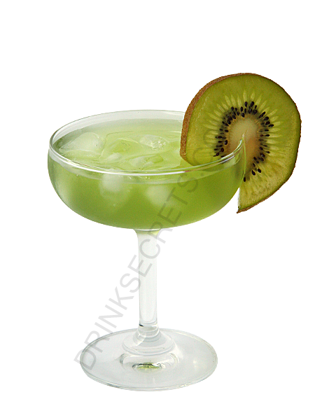 Daiquiri kiwi drink recipe all the drinks have pictures for Cocktail kiwi